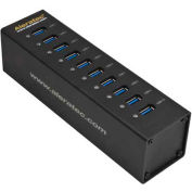 Aleratec 1:10 USB 3.0 Copy Cruiser Mini, Thumb Drive Duplicator, 10 Bays