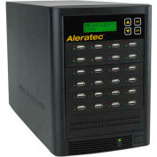 Aleratec 1:23 USB HDD Copy Tower SA, USB Drive Duplicator, 23 Bays
