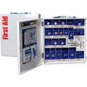 First Aid Only™ 746000 Large SmartCompliance Metal Cabinet, ANSI Compliant, Class A+