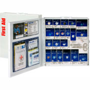 First Aid Only™ 746005 SmartCompliance Food Service Cabinet w/Meds, ANSI Compliant, Class A+