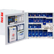 First Aid Only™ 746006 SmartCompliance Food Service Metal Cabinet, ANSI Compliant, Class A+