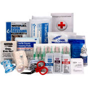 First Aid Only™ 90583 First Aid Kit Refill, 25 Person, ANSI Compliant, Class A