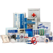 First Aid Only™ 90615 First Aid Kit Refill, 25 Person, ANSI Compliant, Class A+