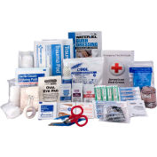 First Aid Only™ 90617 First Aid Refill Kit, 50 Person, ANSI Compliant, Class A+