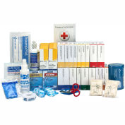First Aid Only™ 90618 First Aid Refill For 2 Shelf Kit, ANSI Compliant, Class B+