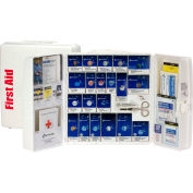 First Aid Only™ 90660 SmartCompliance Food Service Plastic Cabinet, ANSI Compliant, Class A+