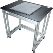 """Adam Equipment Anti-Vibration Table W/ 15-11/16"""" x 17-11/16"""" Work Surface for Precision Weighing"""