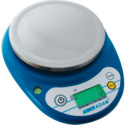 "Adam Equipment CB3000 Compact Digital Balance 3000g x 1g 5-1/8"" Diameter Platform"