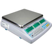 Adam Equipment CBC16aUSB Digital Bench Counting Scale W/ USB 16lb x 0.0005lb