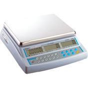 "Adam Equipment CBD35a Digital Counting Scale W/ RS-232 35lb x 0.001lb 8-7/8"" x 10-13/16"" Platform"
