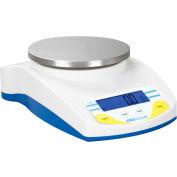 """Adam Equipment CQT2601 Core Compact Digital Balance 2600g x 0.1g 5-11/16"""" Diameter Platform"""