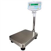 Adam Equipment GBK300aM NTEP Digital Bench Checkweighing Scale 300lb x 0.05lb