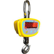 Adam Equipment LHS3000 Digital Crane Scale 3300lb x 0.4lb W/ Hook, Remote Control