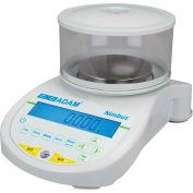Adam Equipment Nimbus NBL1602e Precision Balance 1600g x 0.01g with External Calibration