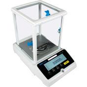 Adam Equipment SAB 124e Solis Analytical Balance, 120 g x 0.0001 g