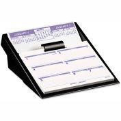 AT-A-GLANCE® Flip-A-Week Desk Calendar and Base, 5 5/8 x 7, White, 2021