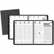 AT-A-GLANCE® 800 Range Weekly/Monthly Appointment Book, 8 1/2 x 11, White, 2016