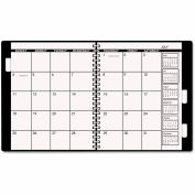 AT-A-GLANCE® Three/Five-Year Monthly Planner Refill, 9 x 11, White, 2016