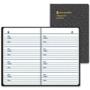 "At-A-Glance® Pocket Telephone And Address Book AAG8046000, 2-1/8""W X 3-1/4""H, Assorted"