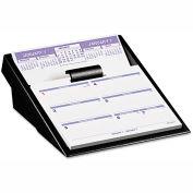 AT-A-GLANCE® Flip-A-Week Desk Calendar Refill, 5 5/8 x 7, White, 2019