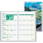 "AT-A-GLANCE® Scenic 2-Year Pocket Planner 5/16"" x 3-13/16"" x 6-3/8"" Assorted"