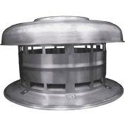 """Speedi-Vent Aluminum B-Vent Rain Cap BV-BRC 04 4"""""""
