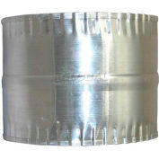 Speedi-Products Aluminum Duct Coupling EX-ADC 04 4""