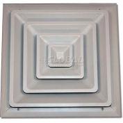 "Speedi-Grille Fixed Cone Ceiling Register SG-1212 FCR 12"" X 12"""