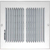 """Speedi-Grille Ceiling Or Wall Register With 2 Way Deflection SG-88 CW2 8"""" X 8"""""""