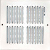 """Speedi-Grille Ceiling Or Wall Register With 4 Way Deflection SG-88 CW4 8"""" X 8"""""""