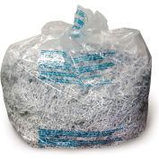 Swingline® 35-60 Gallon Plastic Shredder Bags for TAA Compliant Shredders, Clear, 100/Pack