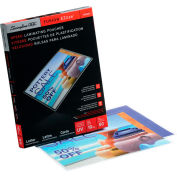 Swingline™ GBC® EZUse Thermal Laminating Pouches, Letter Size, 10 mil, 50 Pack - Pkg Qty 12