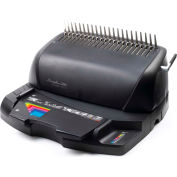 Swingline™ GBC® CombBind C210E Electric Binder, Binds 330 Sheets, Punches 20