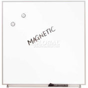 "Quartet® Matrix® Modular Whiteboards, 23""W X 23""H, Magnetic, Flexible Mounting"