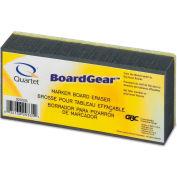 "Quartet® BoardGear Dry Erase Board Eraser, Foam, 5""W x 2-3/4""D x 1-3/8""H"