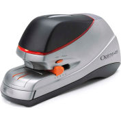 Swingline® Optima 45 Electric Stapler, Auto/Manual, 45 Sheets, Silver - Pkg Qty 2