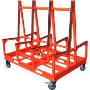 """Abaco One Stop High A-Frame Truck OSHA7263 63""""L x 43-1/4""""W x 61-5/8""""H"""