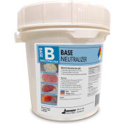 Absorbent Specialty Products, Base Neutralizer 1 Gallon Pail, BASE1