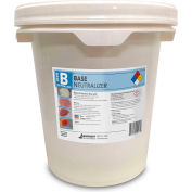 Absorbent Specialty Products, Base Neutralizer 5 Gallon Pail, BASEPAIL
