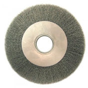 Medium Face Crimped Wire Wheels-DA Series, ANDERSON BRUSH 01416