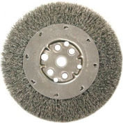 Narrow Face Crimped Wire Wheels-Dm Series, Anderson Brush 03204 - Pkg Qty 5