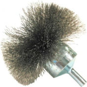 Circular Flared End Brushes-NF Series, ANDERSON BRUSH 05741, CTN of 10