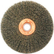 Small Diameter Wire Wheels-Ss Series-Single Sections, Anderson Brush 09064 - Pkg Qty 10