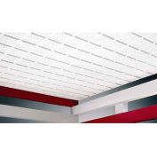 "Baroque™ Customline® Mineral Fiber Ceiling Tile BQCL-224, 48""L, 8 QTY"