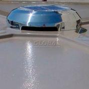 "Bike Locker Opt.-Ventilation ""High Flow"" System, Solar-Powered Ventilation 24/7"