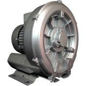 Atlantic Blowers Regenerative Blower AB-100, 3 Phase, 1 Stage, 0.67 HP