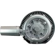 Atlantic Blowers Regenerative Blower AB-302, 3 Phase, 2 Stage, 2 HP