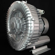Atlantic Blowers Regenerative Blower AB-600, 3 Phase, 1 Stage, 5 HP