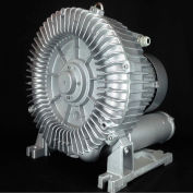 Atlantic Blowers Regenerative Blower AB-800, 3 Phase, 1 Stage, 8.5 HP