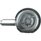 Atlantic Blowers Regenerative Blower AB-802, 3 Phase, 2 Stage, 6 HP
